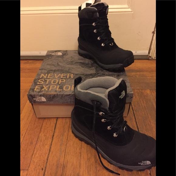 f637da657 North Face Chilkat II Boots - NIB NWT